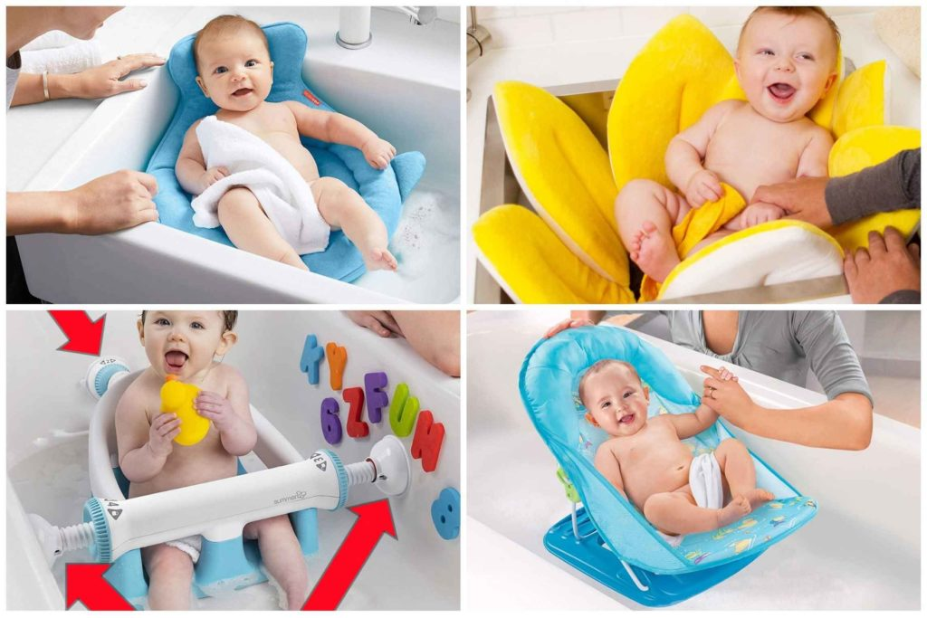 Baby bath chair summer infant yellow and blue baby chairs