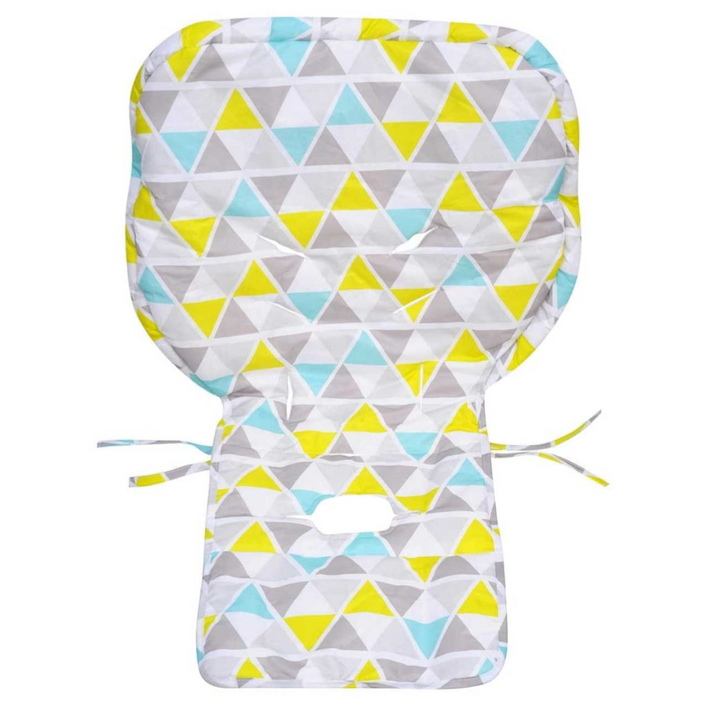 Nuby high Chair Replacement Cover Triangle Best Baby trend high chair cover replacement