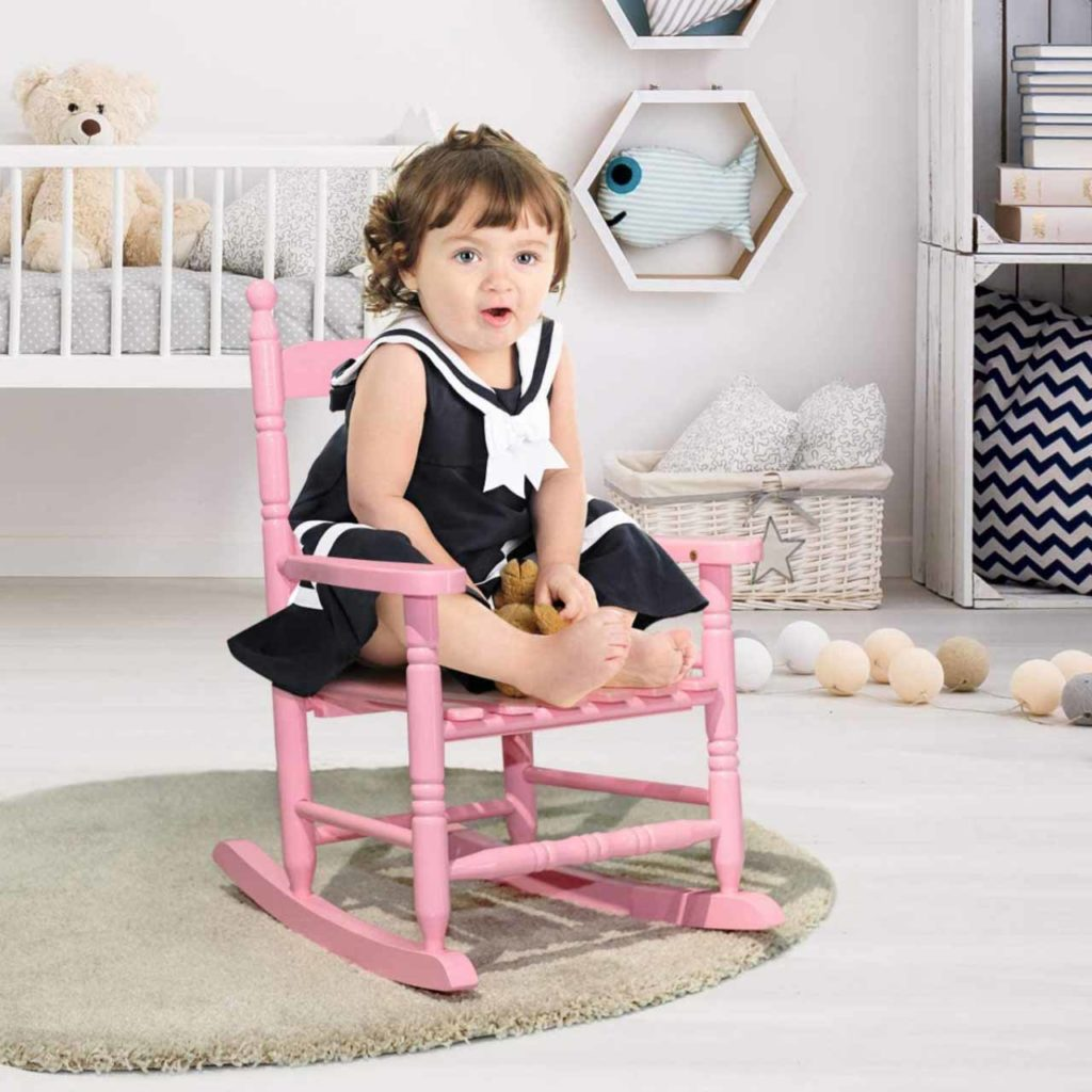 Best Personalized baby rocking chair