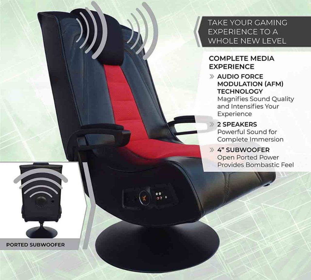 Best X rocker gaming chairs reviews and comparison 2020