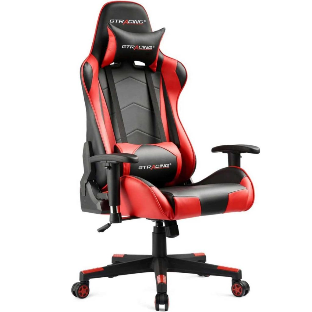 Gtracing Gaming Chair Best Gaming Chair For Tall People 2020
