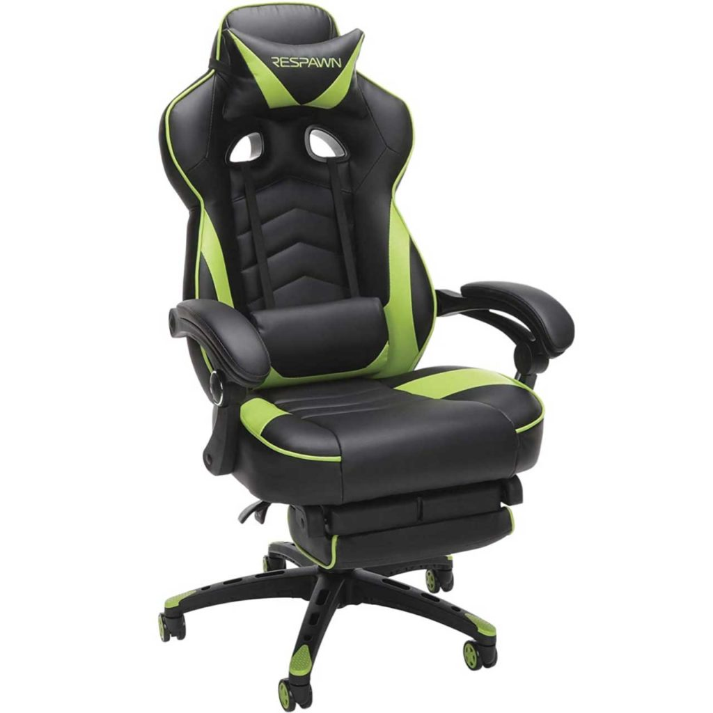 RESPAWN 110 Racing Style Gaming Chair Best Gaming Chair under 150 Dollars 2020 Best Computer Gaming Chair SeCoBuy