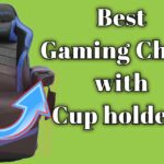 2 Best gaming chair with cup holders Video gaming chair