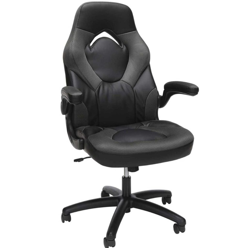 Best Gaming Chair For Short Person - But remember you must keep these features in mind SeCoBuy OFM Essentials Collection Racing Style Bonded Leather Gaming Chair