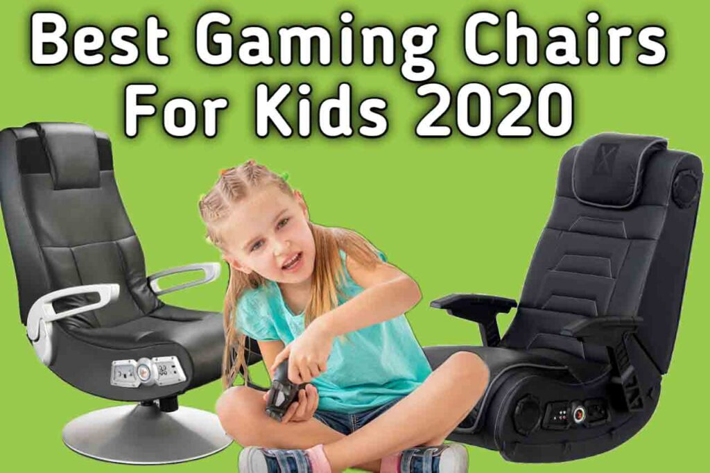 Best Gaming Chairs For Kids SeCoBuy