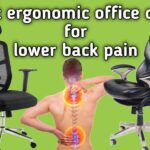 Best ergonomic office chair for lower back pain 2020 October