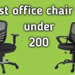 Best office chair for under 200: You should check out
