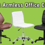 Best Armless Office Chair 2020