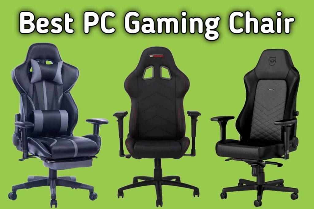 Best PC Gaming Chair SeCoBuy